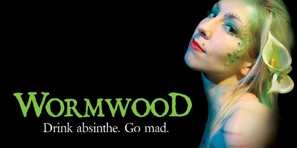 Wormwood.  Drink absinthe, go mad.